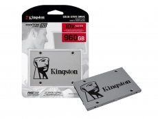 Kingston starts shipping new UV400 SSD series