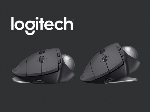 Logitech brings back trackball with MX Ergo mouse