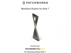 Patchworks confirms Samsung Galaxy Note 7