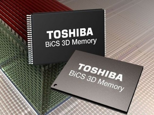 Toshiba considers IPO for memory unit