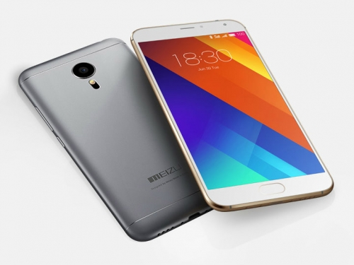 Meizu MX5 officially out