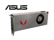 Asus announced pair of standard RX Vega 64 cards
