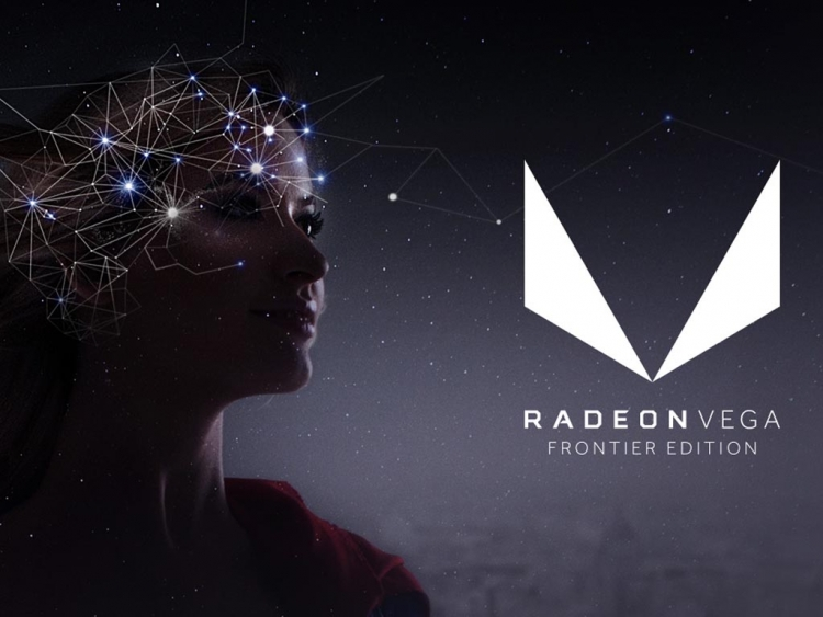 AMD shows Radeon Vega Frontier Edition