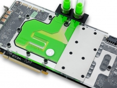EK Water Blocks releases EVGA GTX 980 Kingpin Edition water block