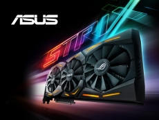 Asus shows upcoming ROG RX Vega 56 Strix