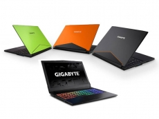 Gigabyte shows more v7 gaming notebooks at CES