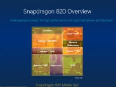 Snapdragon 820 Kryo clocks up to 2.2GHz