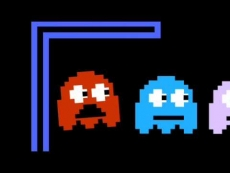 Father of Pacman becomes a ghost