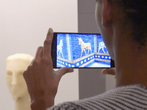 Google brings Tango augmented reality to museums