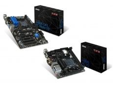 MSI updates socket FM2+ lineup for AMD Godavari APUs