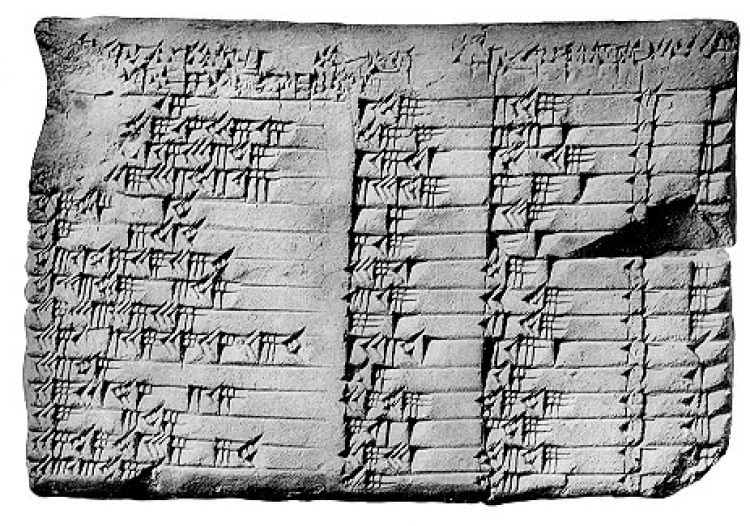 Ancient Tablet May Show Earliest Use of This Advanced Math