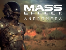 Nvidia shows Mass Effect Andromeda in 4K HDR