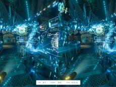 AMD GPUs like VRMark Cyan Room DirectX 12 benchmark