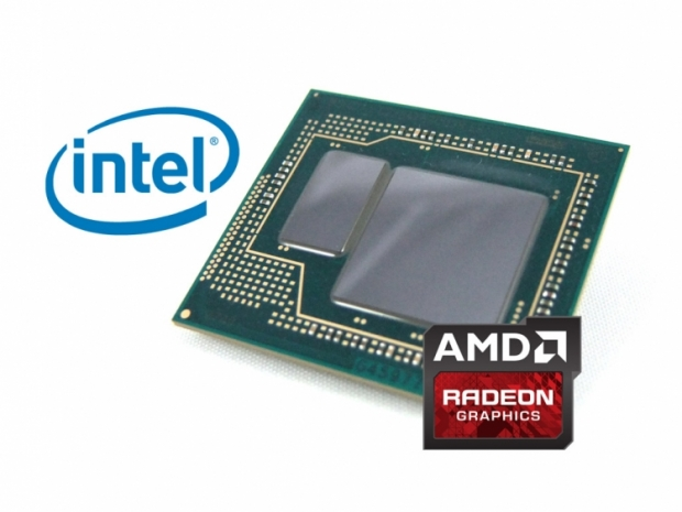 Intel CPU with AMD iGPU coming this year