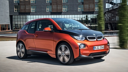 Apple plans to make BMW i3 its car
