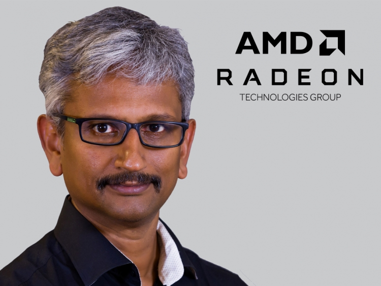 AMD Loses Raja Koduri To Intel