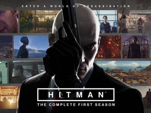 Hitman getting 4K and HDR support
