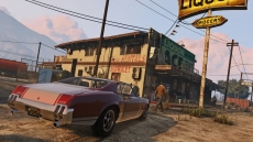 Grand Theft Auto V teaches self-driving cars