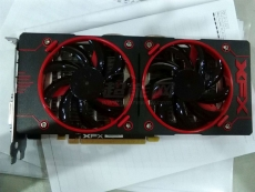 AMD Radeon R9 380X with Tonga XT GPU spotted