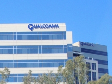 Qualcomm surges on acquisition rumor