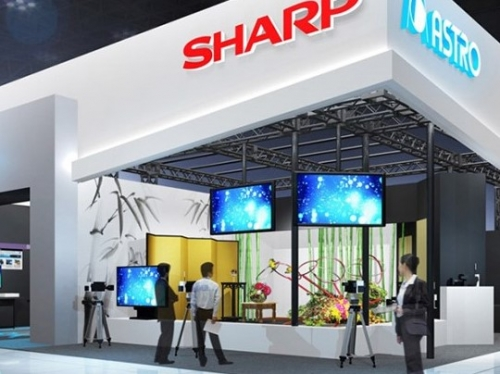 Sharp to mass produce OLED panels