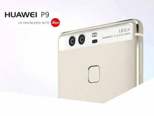 Huawei sold nine million P9s