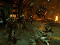 Doom 4 multiplayer starts soon