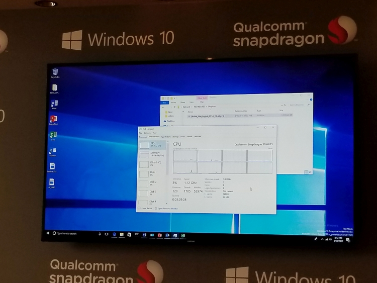 Windows 10 is coming to Snapdragon 835