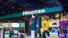 Hisense shows off 98-inch 8K ULED 3.0 MU9800U at CES 2016