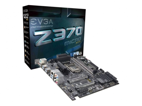 EVGA Z370 Micro motherboard now available