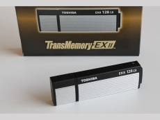 Toshiba TransMemory EX II (128GB) Flash Drive reviewed