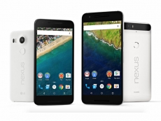 Google Nexus 5X and Nexus 6P now available for $299 and $399