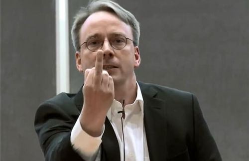 Linus Torvalds turns to gadget reviews