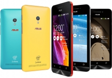 Asustek lowers zenfone sales expectations