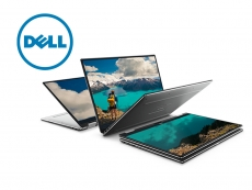 Dell officially unveils the new XPS 13 notebook