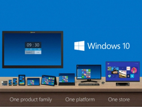Windows 10 aims for July launch