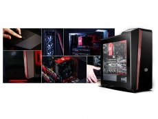 Cooler Master also unveils MasterBox 5t PC case