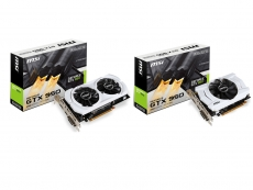 MSI announces two GTX 950 graphics cards with 75W TDP