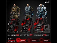 MSI reveals three Z170 Skylake-S motherboards