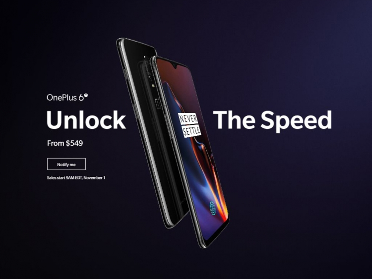 Mobile selling the OnePlus 6T is a game-changer in the US
