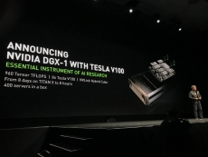 Nvidia creates AI supercomputer with Volta-based DGX-1