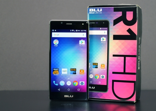 BLU R1 HD phones are still selling your details