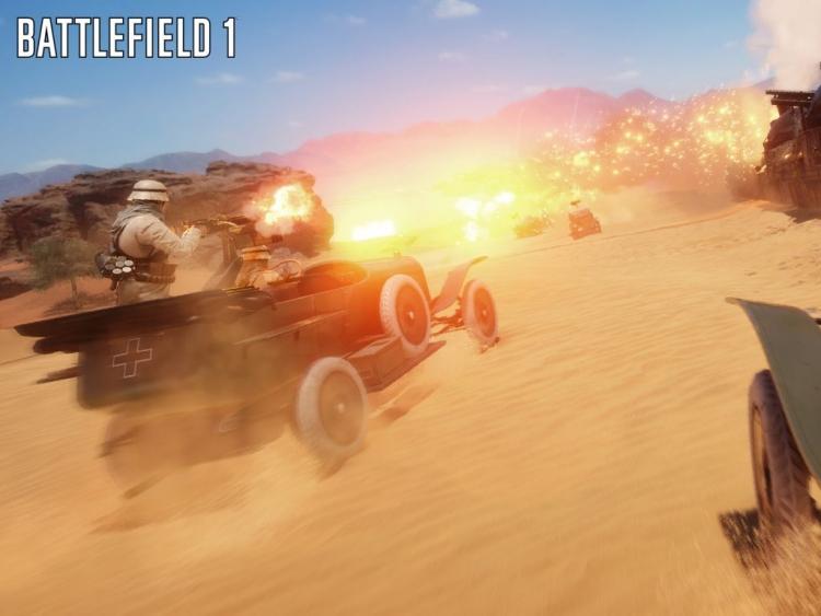 First Battlefield 1 DLC Map Detailed