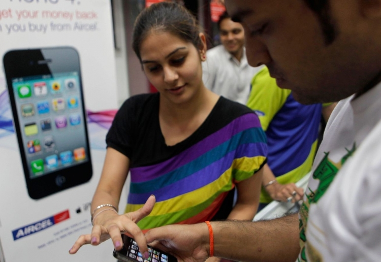 Apple is helping the Indian government develop an anti-spam app