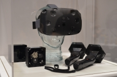 HTC Vive VR glasses delayed