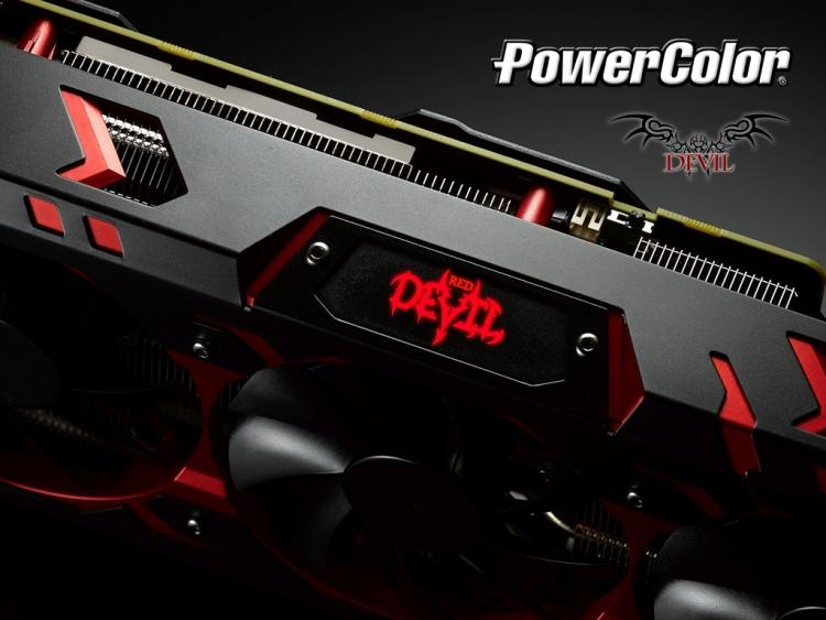 PowerColor Radeon RX Vega 64 Red Devil spotted