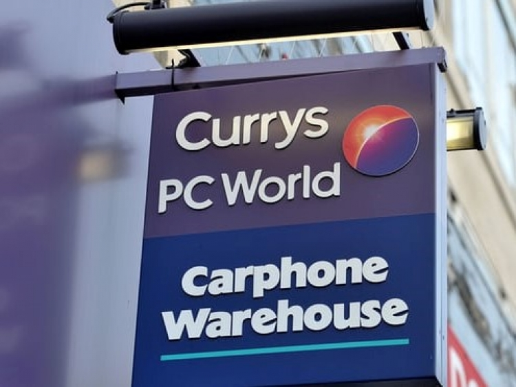 Hacking targets customers of Currys PC World