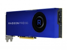 Radeon Pro SSG becomes a reality