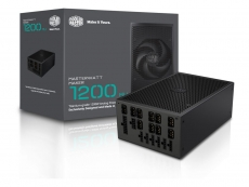 Cooler Master lifts the veil on MasterWatt Maker 1200 MIJ PSU