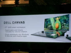 Dell announces Canvas 27 creative workflow display
